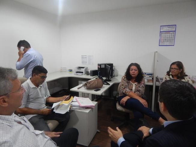 Reunião na PGM