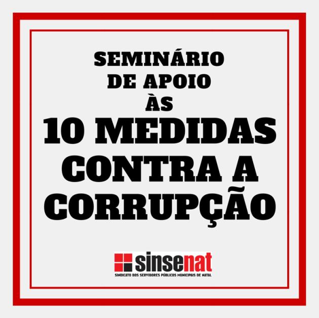 SEMINÁRIO DE APOIO