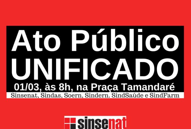 Ato Público