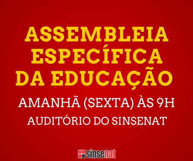 ASSEMBLEIADA EDUCAÇÃO