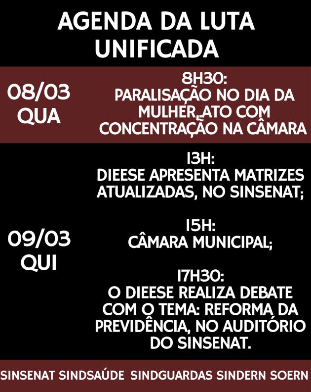 8H30-PARALISAÇÃO NO DIA DA MULHER, ATO COM CONCENTRAÇÃO NA CÂMARA MUNICIPAL (1)