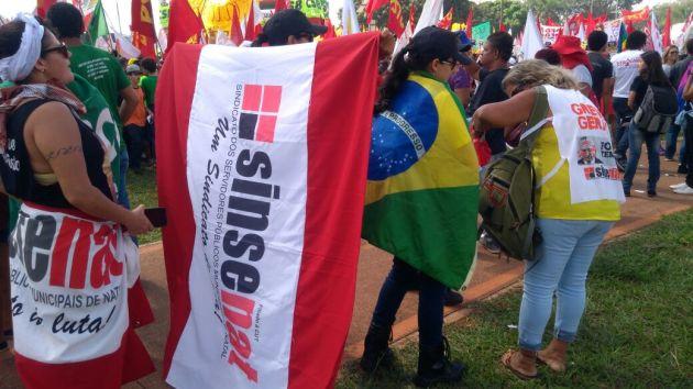 Sinsenat em Brasília 2