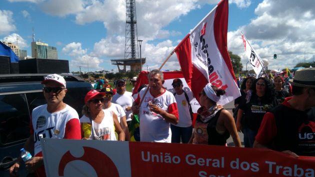 Sinsenat em Brasília