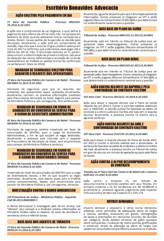 Jornal Ações Coletivas do Sinsenat2