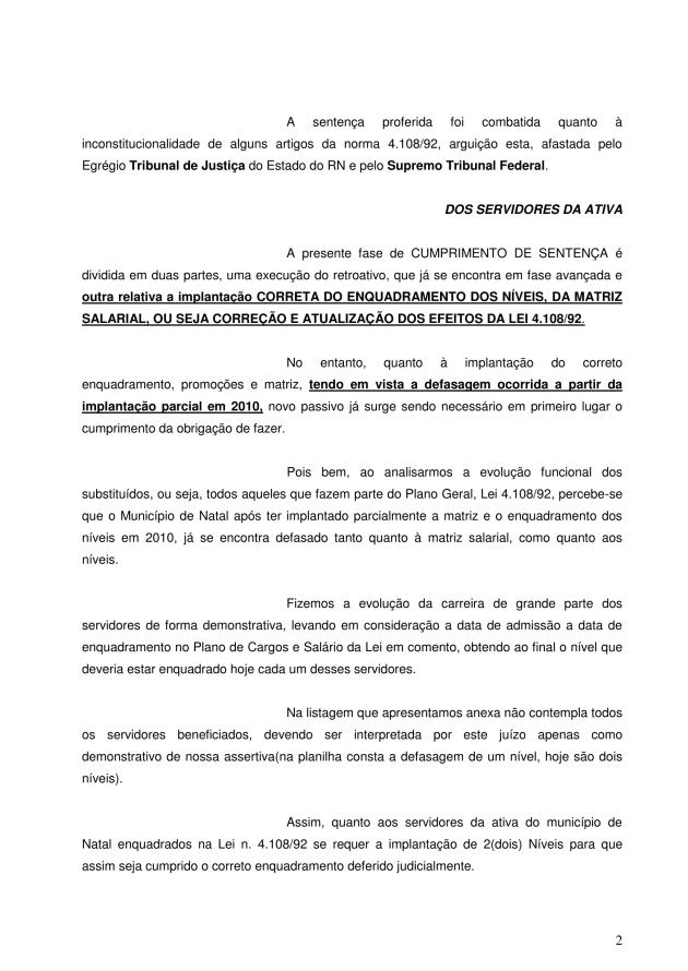 000 - pedido de execução contra o município - pedido de obrigação de fazer EXECUÇÃO PROVISORIA 2017-2