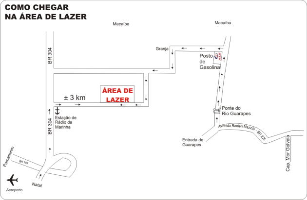 mapa área de lazer 3
