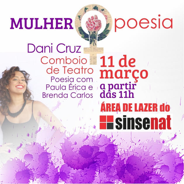 mulher e poesia 2018